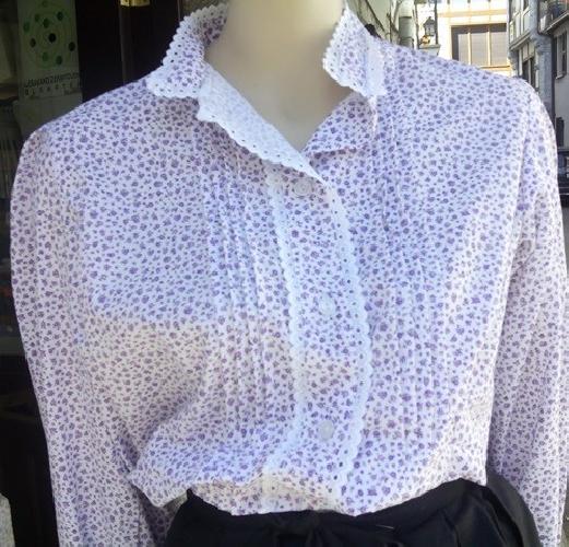 Kaxera blusa / Blusa de casera